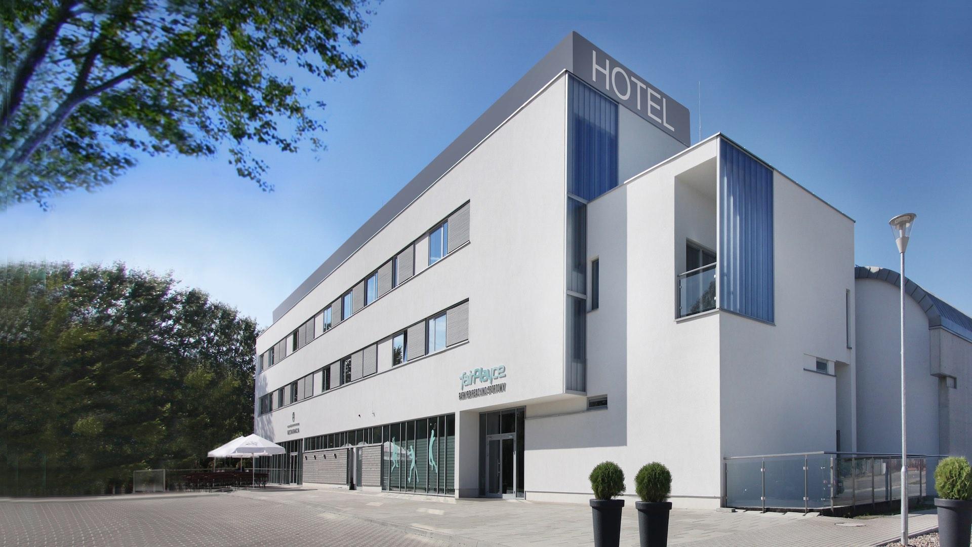 hotel w Poznaniu